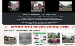 cheadle village net