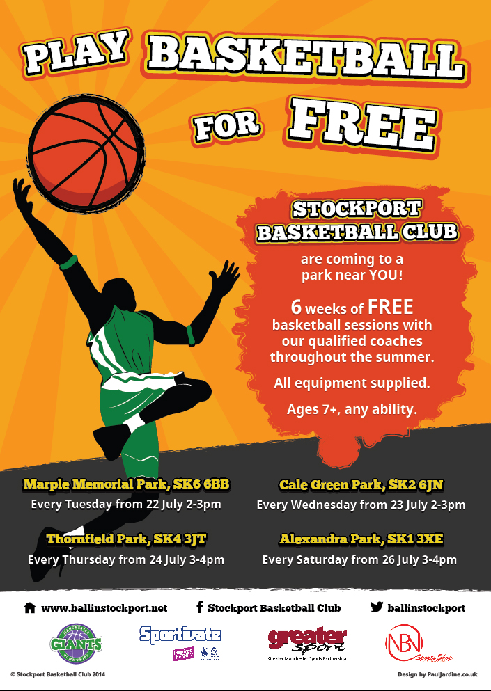Stockport Basketball