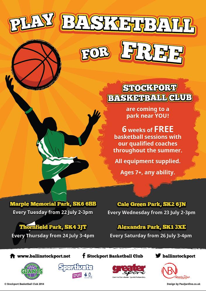 Stockport Basketball