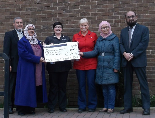 Cheadle mosque fundraiser CROPPED