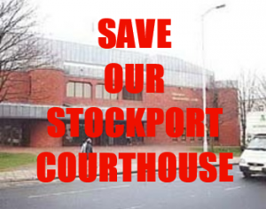 save stockport courthouse