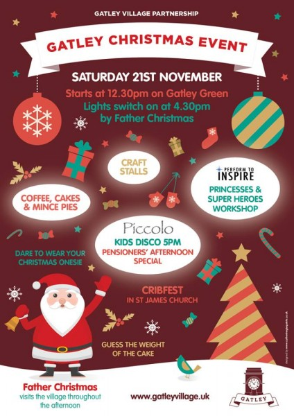 gatley christmas event