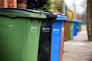 Stockport bins