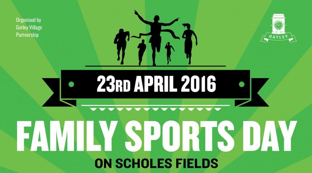 gatley family sports day