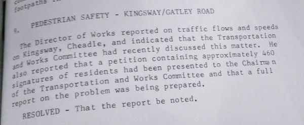 kingsway 1976